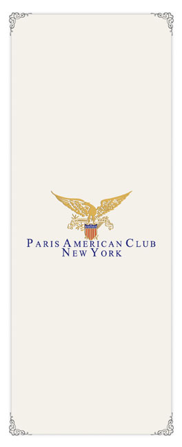 paris american brochure cover